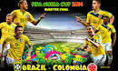 Brazil vs Colombia ��� Preview ��� 2014 FIFA World Cup (Quarter-finals.