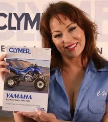 clymer manuals yamaha raptor 700r 700 atv quad four wheeler shop