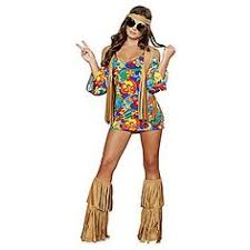 Flower Power Halloween Costume Greek Goddess Halloween Costume Women Costume 70