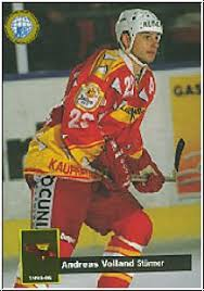 Kuboth Cards - DEL 1995 / 96 No 188 - Andreas Volland DEL 1995 ... - 11633_0