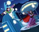 Buzz VS Zurg by *Zimeta on deviantART