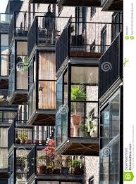 Modern Conservatory Balcony On Conservatory Stock Photo Image 34670800