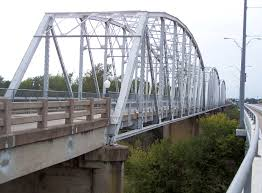 Colorado River Bridge at Bastrop