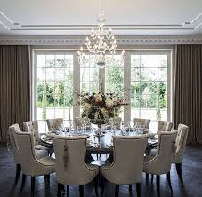 Best  Round Dining Tables Ideas On Pinterest Round Dining - Large dining rooms