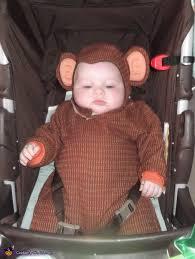 Chubby Halloween Costumes Chubby Monkey Baby Halloween Costume Photo 2 3