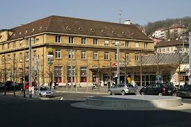 Neuchâtel railway station