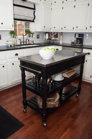 Marble Top Kitchen Island Cart by 10 Types Of Small Kitchen Islands On Wheels