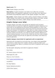 cover letter example for graduates   Template Job