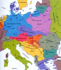 Europe After Ww1 Map by Ridgeaphistory Causes Of World War I