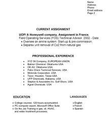 resume   Career Connoisseur