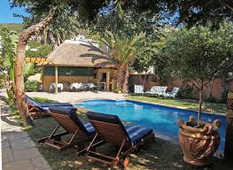 Pool Guest House A Tuscan Villa Guest House Fish Hoek Bed And Breakfast