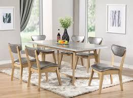 rosetta 72010 dining set in beige by acme w options
