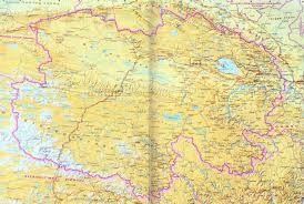 Fuzhou China Map by Qinghai Province Map Map Of Qinghai China China Travel Map
