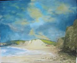 peinture de bord de mer un bord de mer peinture à l u0027huile au pinceau l u0027atelier créatif
