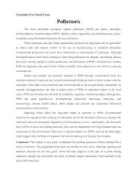 science essay examples persuasive essay sample paper school