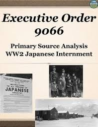 images about Japanese Internment Camps on Pinterest Pinterest In this activity students read Executive Order      and answer   questions of varying difficulty