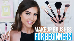 makeup brushes for beginners what makeup brushes to get youtube