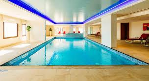 In Door Pool by Marjan Island Resort U0026 Spa Gym U0026 Indoor Pool