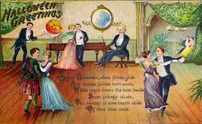 digital printables free victorian halloween postcard images