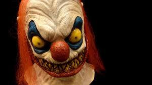 slappy killer clown halloween mask youtube