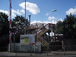 Bedhampton railway station