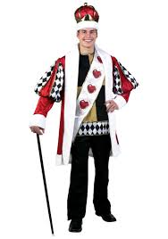 plus size couple halloween costumes ideas king of hearts deluxe costume costumes halloween costumes and