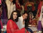 Wallpaper – Preity Zinta and Sonakshi Sinha at Salman Khan's