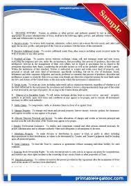 1457 best printable sample legal forms images on pinterest
