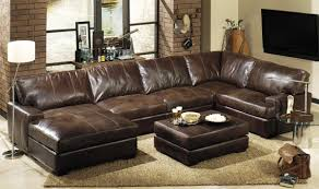 Leather Sofa Chaise by Furniture 63 New Standard Small Sectional Leather Sofa Blu