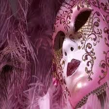 Máscara de carnaval feita em casa passo a passo