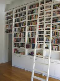 White Short Bookcase by Furniture Tall White Wooden Bookshelf With Tall White Wooden
