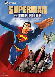 Superman Versus The Elite (2012) [Latino]