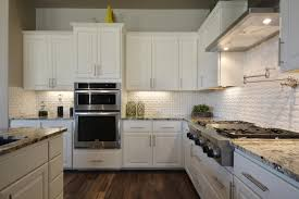 fascinating white subway tile in kitchen and backsplash gallery