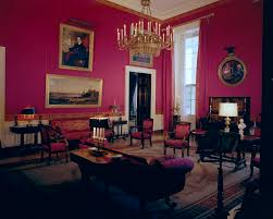 Red Bedroom by White House Rooms Vermeil Room State Dining Room Red Room