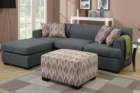 Grey Sofa And Loveseat Set Grey Fabric Chaise Lounge Steal A Sofa Furniture Outlet Los