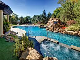 barrington pools award winning inground swimming pools