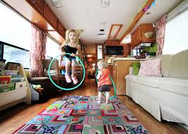 the happy hoop hooping in the rv awesome blog and they live in