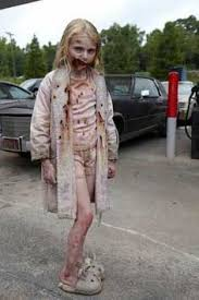 Girls Zombie Halloween Costumes 25 Scary Costumes Ideas Scary