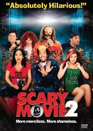 Scary Movie 2 2001 poster