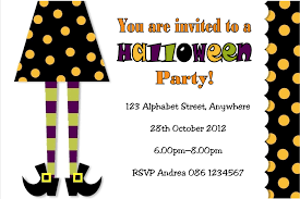Halloween Free Printable Invitations Sample Kids Birthday Party Invitation Text Birthday Invitation