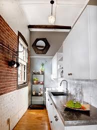 Galley Kitchen Ideas Makeovers by Kitchen Undermount Bar Sinks Galley Style Kitchen Makeovers