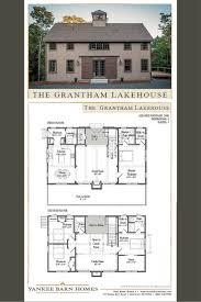 4 Bedroom Cabin Floor Plans Post Beam Barn Home Custom Floor Plans And Hahnow