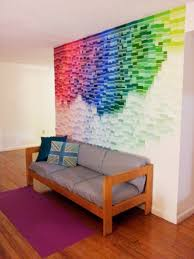 Color Swatches Paint by Paint Chip Wall Pretty Much Free Http Www Facebook Com Events