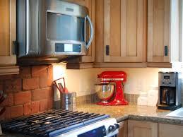 How To Design Kitchen Lighting by Easy Under Cabinet Kitchen Lighting Hgtv
