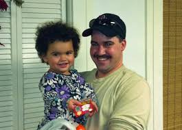 Dusten Brown holds Veronica in his attorney\u0026#39;s office in Charleston after taking custody of her Dec. 31, 2011. (Provided by Dusten Brown via The Post and ... - Screen-shot-2012-08-07-at-10.48.31-AM