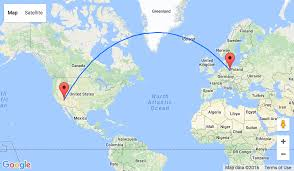 Maps Google Com Las Vegas by From Berlin To Las Vegas From Only U20ac307