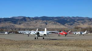 Boulder Municipal Airport