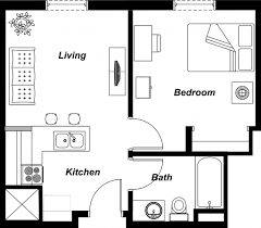 New York Apartments Floor Plans by 1 Bedroom Apartments Nyc New York City Bedroom Apartments For