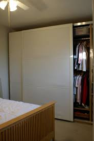 Home Decor Sliding Wardrobe Doors Fixing The Pax Sliding Door Ikea Hackers Ikea Hackers