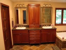 bathroom cabinets wooden double sink wall mount bathroom cabinet